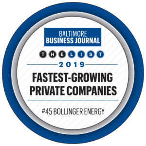 fastest growing company baltimore